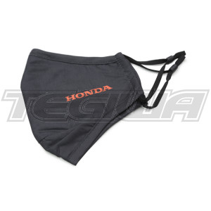 Genuine Honda Face Covering Mask Grey