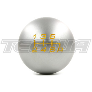 GENUINE HONDA 6 SPEED CR ALUMINIUM GEAR KNOB