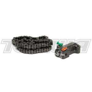 GENUINE HONDA CAM CHAIN AND TENSIONER R-SERIES R18