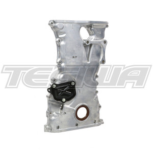 GENUINE HONDA K-SERIES ENGINE TIMING CHAIN COVER CASE K24 SWAP