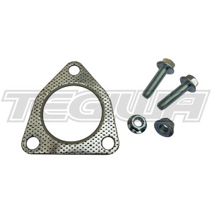 Invidia Bolt and Gasket Replacement Kit for Honda S2000 - 2.75in 3 Bolt