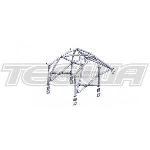 SAFETY DEVICES MULTI POINT BOLT-IN ROLL CAGE H036 HONDA CIVIC TYPE R FN2 06-11 MSA APPROVED