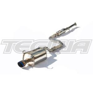 Invidia Q300 Cat-Back Exhaust Honda Del Sol EG2 92-98