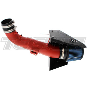 INJEN SHORT RAM AIR INTAKE SYSTEM HONDA CIVIC TYPE R FK2 15+ RED