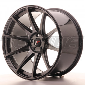 Japan Racing JR11 Alloy Wheel 20x11 - 5x120 - ET20 - Hyper Black