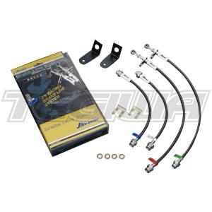 J's Racing Brake Line System - Honda