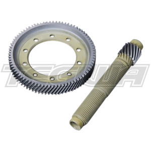 J's Racing DLC Coated and WPC Treated Final Drive Gear Set - Honda
