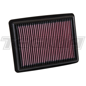 K&N PERFORMANCE AIR FILTER HONDA CIVIC TYPE R FK2