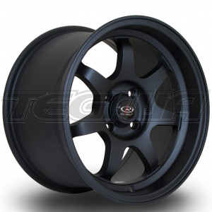 ROTA K7 ALLOY WHEEL 15 X 9 4X100 ET36 671 FLAT BLACK