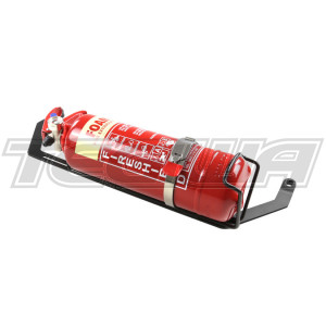 KAP INDUSTRIES FIRE EXTINGUISHER BRACKET HONDA CIVIC FK8 TYPE R