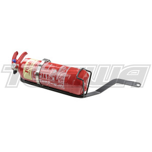 KAP INDUSTRIES FIRE EXTINGUISHER BRACKET NISSAN SKYLINE R32 R33 R34 GTS GTR