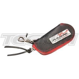 J's Racing J'S MODE Key Case red