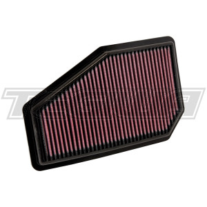 K&N PERFORMANCE AIR FILTER HONDA CIVIC FN2 TYPE R