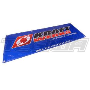 KRAFTWERKS BANNER (BLUE)