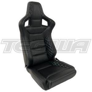 Corbeau Sportline RRS Low Base Diamond Edition Bucket Seat