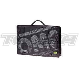 OMP ORA/2967  Rally Co-Driver Navigator Sports Bag 44x6x25cm New Updated Version in Black!