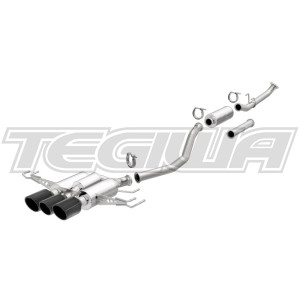 MAGNAFLOW EXHAUST HONDA CIVIC TYPE R FK8 17+