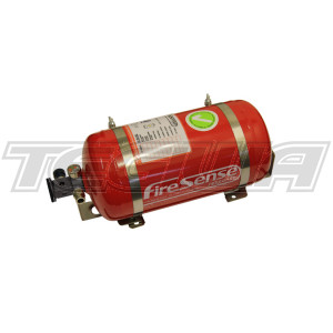 SPA 4 Litre Alloy Electrical Auto Head Fire Suppression Kit