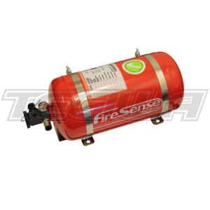 SPA 4 Litre Alloy Mechanical Auto Head Fire Suppression Kit