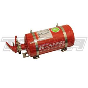 SPA 4 Litre Steel Mechanical Lever Valve Fire Suppression Kit