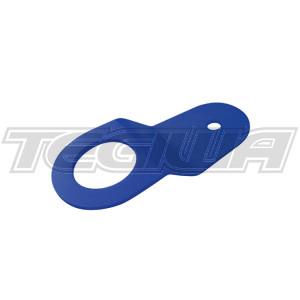 MISHIMOTO ACC RADIATOR STAYS RADIATOR STAY ALUMINUM - HONDA CIVIC INTEGRA ACCORD S2000 BLUE