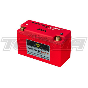 Mega-Life MR-4 LiFePO4 Lithum-Ion Lightweight Race Battery