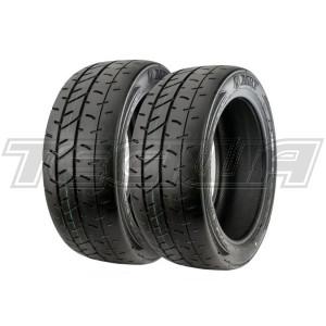 MRF MOTORSPORT ZTR TYRE CIRCUIT RACE/TRACKDAY 215/45/17 TYPE R TROPHY PAIR