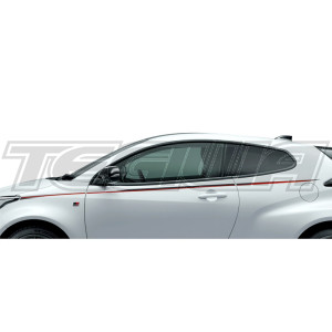 TRD GR Body Stripe Toyota Yaris GR 20+