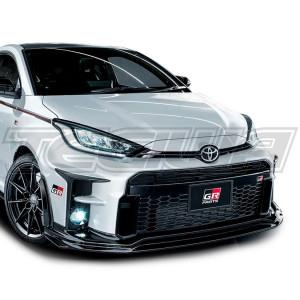 TRD GR Front Splitter Toyota Yaris GR 20+