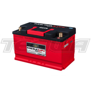 Mega-Life MV-082 LiFePO4 Lithum-Ion Lightweight Race Battery
