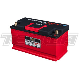Mega-Life MV-110 LiFePO4 Lithum-Ion Lightweight Race Battery