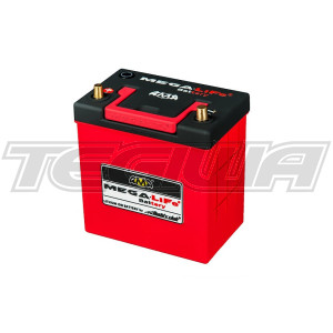 Mega-Life MV-19R LiFePO4 Lithum-Ion Lightweight Race Battery