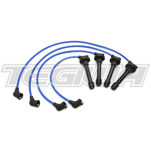 NGK SILICONE IGNITION PLUG LEADS HONDA D-SERIES D16Z6 D16Y8