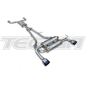 Invidia Gemini-V2 Cat-Back E xhaust Nissan 350Z Z33 02+
