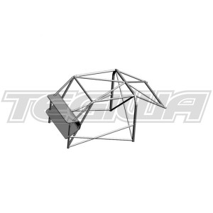 OMP AB/100/354A  ROLL CAGE fits NISSAN SILVIA S14 (TO BE WELDED)