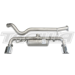 Remus GPF-Back Exhaust System with Rear Silencer Toyota GR Yaris 20+