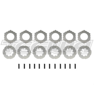 MFACTORY METAL PLATE LSD DIFFERENTIAL REPLACEMENT SPRINGS + PLATES