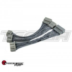SPEEDFACTORY RACING OBD2B - OBD1 ECU JUMPER HARNESS | Tegiwa Imports