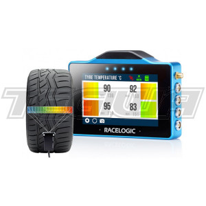 RACELOGIC VBOX TYRE TEMPERATURE MONITORING SYSTEM WITH TOUCH DISPLAY