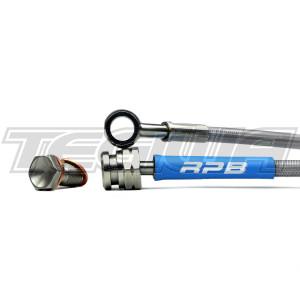 RACING PERFORMANCE BRAKE LINES HOSES HONDA S2000 AP1 AP2 99-10