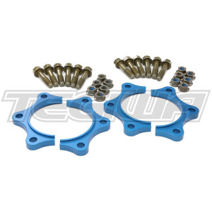 TEGIWA 10MM 4-PIECE SPLIT REAR DRIVESHAFT SPACERS HONDA S2000