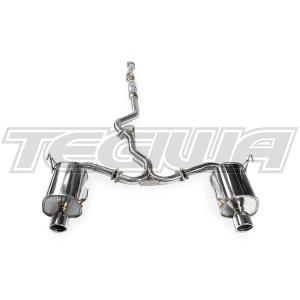 Invidia Q300 Cat-Back Exhaust Subaru Forester XT 2.5L T SH SJ 08+