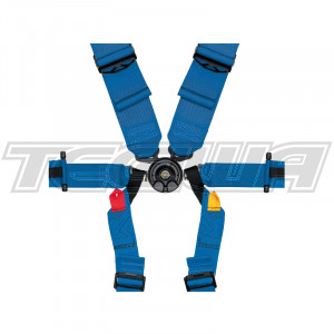 SCHROTH HYBRID XLT 2X2 6 POINT HARNESS
