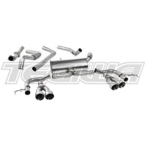 Milltek Exhaust Honda Civic Type R FK2 Turbocharged 2.0 litre i-VTEC (RHD) 15-17