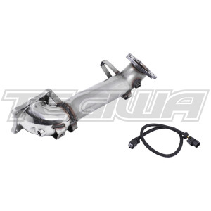 Milltek Exhaust Honda Civic Type R FK2 Turbocharged 2.0 litre i-VTEC (LHD) 15-17