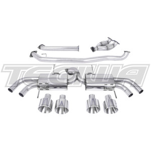 Milltek Exhaust Nissan GT-R R35 09-15