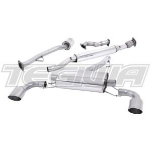 Milltek Exhaust Toyota GT86 2.0 litre 12-20