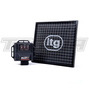 Milltek Sport X DTE Tuning Box Performance Pack with ITG Drop-In Replacement Foam Panel Filter Toyota Yaris GR 20+