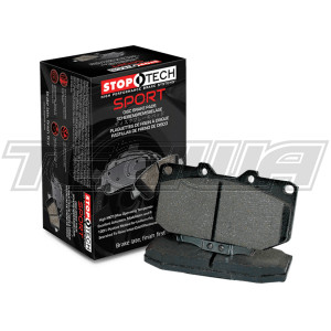 Stoptech Sport Brake Pads (Front) Toyota Celica (Mk6) 95-99