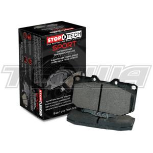 Stoptech Sport Brake Pads (Front) Mitsubishi 3000 GTO 90-92